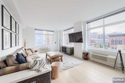 Hudson County Condo/Townhouse For Sale: 1400 Hudson Street #434