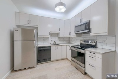 Jersey City Condo/Townhouse For Sale: 75 Liberty Avenue #D13