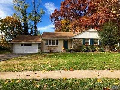 Glen Rock Single Family Home For Sale: 168 Rodney Street