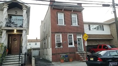North Bergen Single Family Home For Sale: 603 90th Street