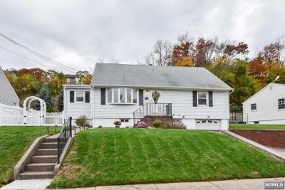 Totowa Single Family Home For Sale: 66 Barnert Avenue