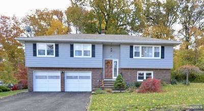 Passaic County Single Family Home For Sale: 7 Mountain Ridge Drive