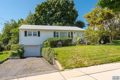 Passaic County Single Family Home For Sale: 29 East Emerson Street