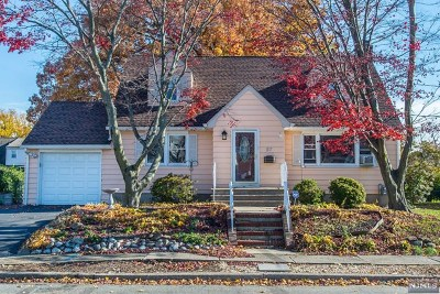 Passaic County Multi Family 2-4 For Sale: 87 Althea Street