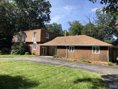 West Milford Single Family Home For Sale: 59 Ridge Road