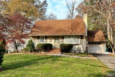 Norwood NJ Single Family Home For Sale: $445,000