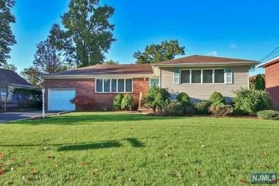 Totowa Single Family Home For Sale: 295 Boyle Avenue