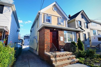 Hudson County Multi Family 2-4 For Sale: 354 Forest Street