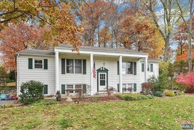 Passaic County Single Family Home For Sale: 782 High Mountain Road