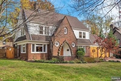 Essex County Single Family Home For Sale: 351 Beechspring Road