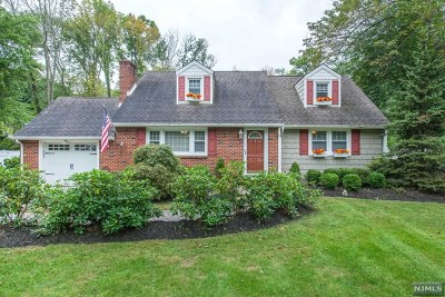 Montville Township Single Family Home For Sale: 91 Taylortown Road