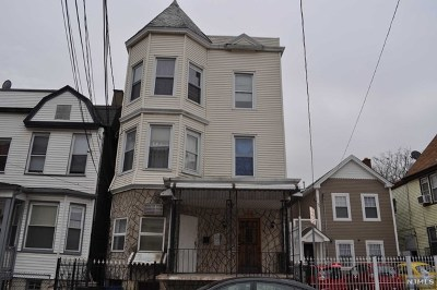 Essex County Multi Family 2-4 For Sale: 56 Vanderpool Street