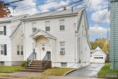Passaic County Single Family Home For Sale: 110 Sargeant Avenue