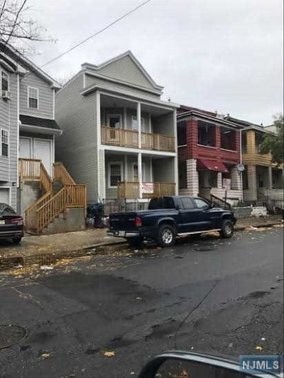 Paterson Multi Family 2-4 For Sale: 345 Hamilton Avenue