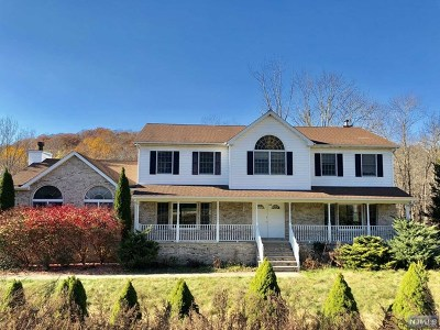 Passaic County Single Family Home For Sale: 159 Burnt Meadow Road