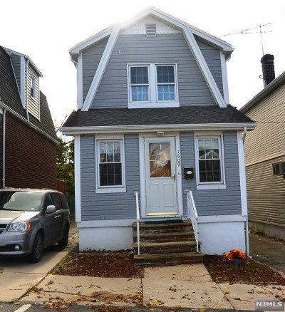 North Bergen Single Family Home For Sale: 1609 80th Street
