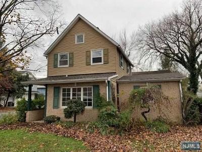 Bergen County Single Family Home For Sale: 90 Lenox Avenue