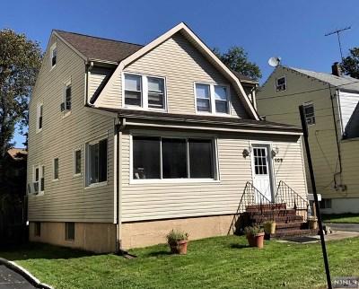 Teaneck Single Family Home For Sale: 609 Martense Avenue