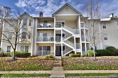 Mahwah Condo/Townhouse For Sale: 1254 Mulberry Drive
