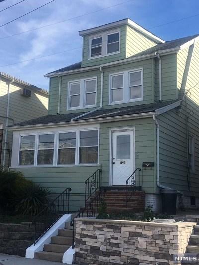 Hudson County Single Family Home For Sale: 248 Chestnut Street