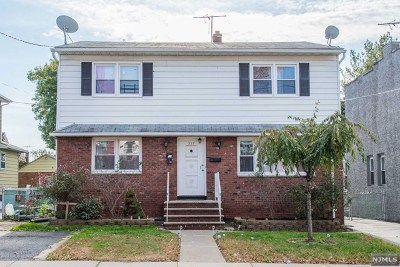 Clifton Multi Family 2-4 For Sale: 327 Delawanna Avenue