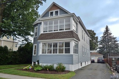 Passaic County Multi Family 2-4 For Sale: 175 Fairview Avenue
