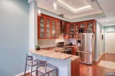 Hudson County Condo/Townhouse For Sale: 933 Garden Street #5l