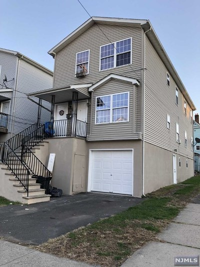 Passaic County Multi Family 2-4 For Sale: 295 Madison Street
