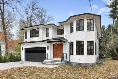 Tenafly Single Family Home For Sale: 24 Bliss Avenue