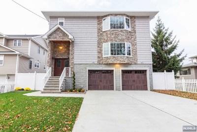 Moonachie NJ Single Family Home For Sale: $729,000