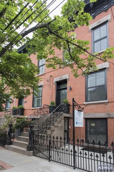 Hudson County Condo/Townhouse For Sale: 1247 Garden Street