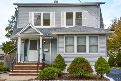 Totowa Single Family Home For Sale: 37 Charles Street