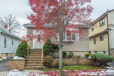 Clifton Single Family Home For Sale: 29 Nelson Street