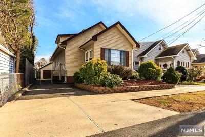 Lyndhurst NJ Single Family Home For Sale: $329,900