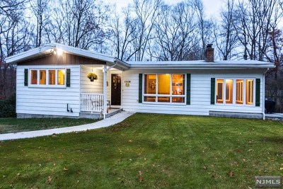 Ringwood Single Family Home For Sale: 680 Stonetown Road