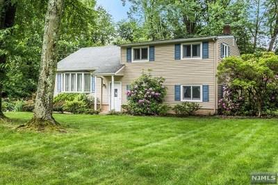 River Vale NJ Single Family Home For Sale: $470,000