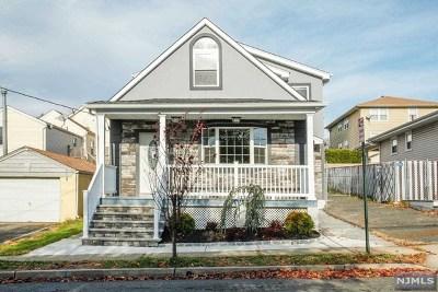 Lodi NJ Single Family Home For Sale: $479,000