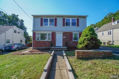 Clifton Single Family Home For Sale: 151 Stanley Street