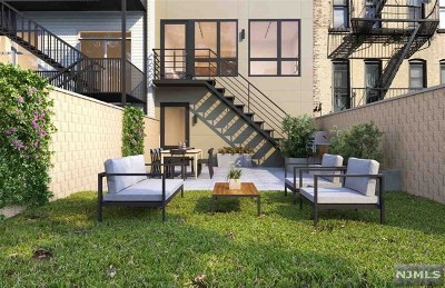 Hudson County Condo/Townhouse For Sale: 706 Grand Street #1