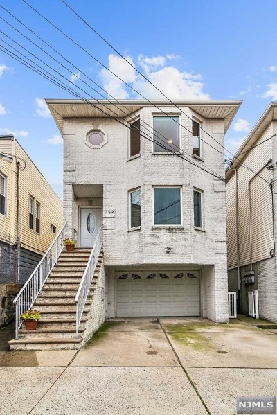 Hudson County Multi Family 2-4 For Sale: 162 West 53rd Street