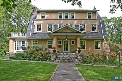 Morris County Single Family Home For Sale: 5 Crestview Road