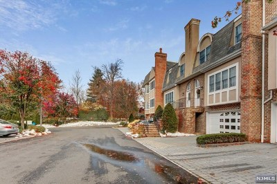 Bergen County Condo/Townhouse For Sale: 107 Stonegate Trail