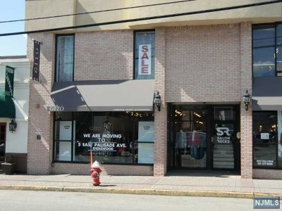Englewood Commercial For Sale: 16 A South Dean Street