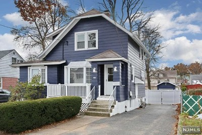 Bergen County Single Family Home For Sale: 49 Oldis Street