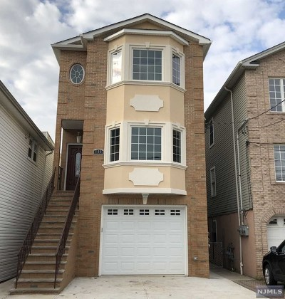 Harrison NJ Rental For Rent: $2,100