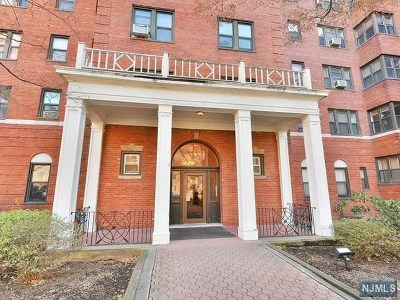 Hackensack Condo/Townhouse For Sale: 100 Prospect Avenue #1f