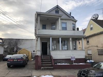 Paterson Multi Family 2-4 For Sale: 90-92 Murray Avenue