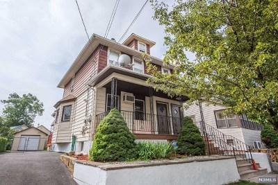 Clifton Multi Family 2-4 For Sale: 231 Demott Avenue