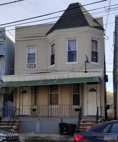 Hudson County Multi Family 2-4 For Sale: 14 Seidler Street