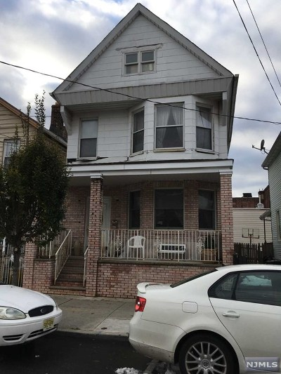 East Newark NJ Single Family Home For Sale: $299,000